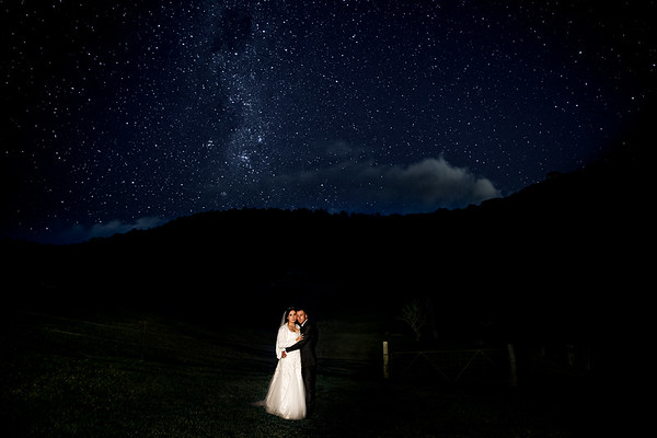 Megan&Dylan: Cowbell Creek Wedding