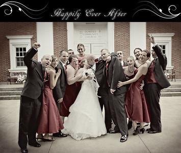 Libby & Raed 13x11 Wedding Album