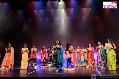 ViBha Fashion show at BATA Diwali Event 2014!