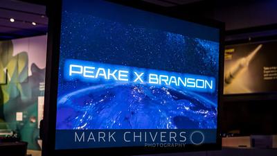 PEAKE x BRANSON 2017