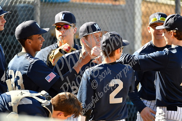 Wyomissing vs Schuylkill Valley Baseball 2018 - 2019