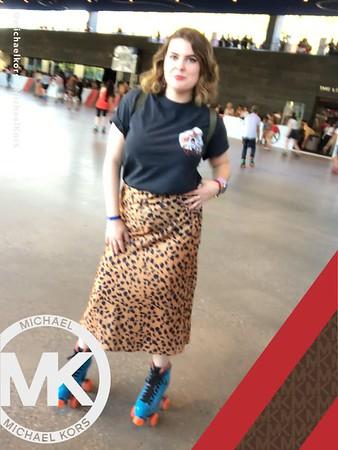 Michael Kors Roller Disco
