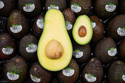 9/11/18 - ASDA Giant Avocado