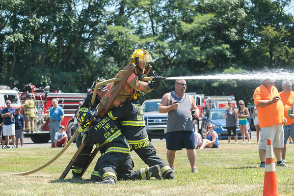 Monmouth County Firefighter Competition 2015