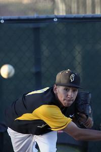 2012 GHS Varsity Baseball vs Desert Ridge 3-23-12