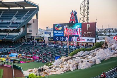 Los Angeles Angel Stadium