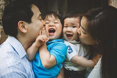 Kim Family - P