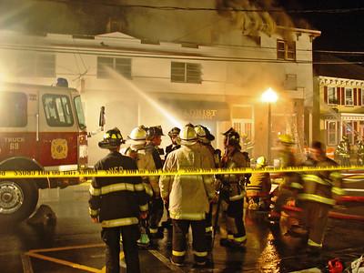 2008 Fires