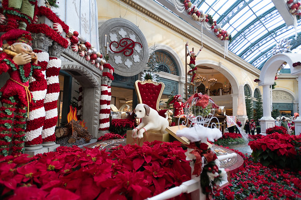 Bellagio Resort and Casino Christmas