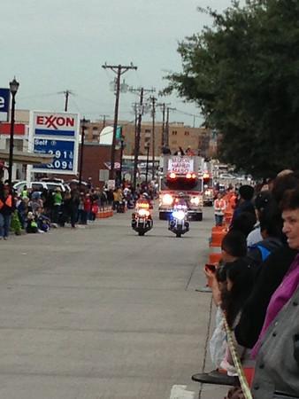 2013 Frisco Community Parade