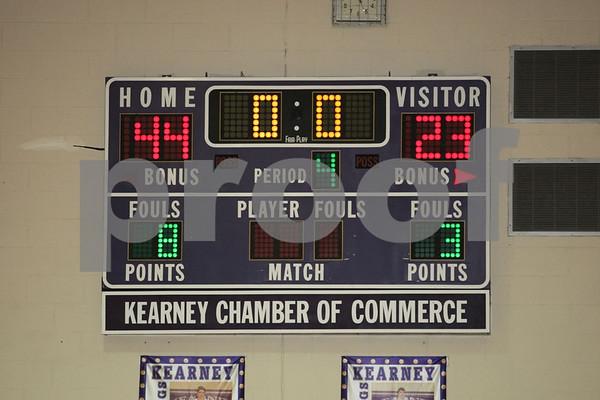 Varsity-Oak Grove vs Kearney 1-7-08