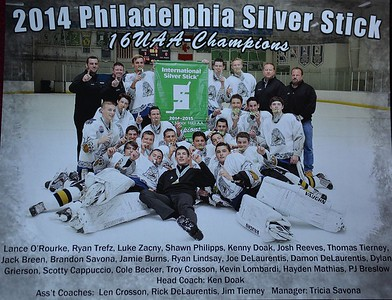 Ice Dogs Silver Stick 2015