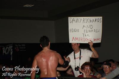 TRP 2/19/11 - J Freddie & Matt Magnum vs Eddie Edwards & Davey Richards