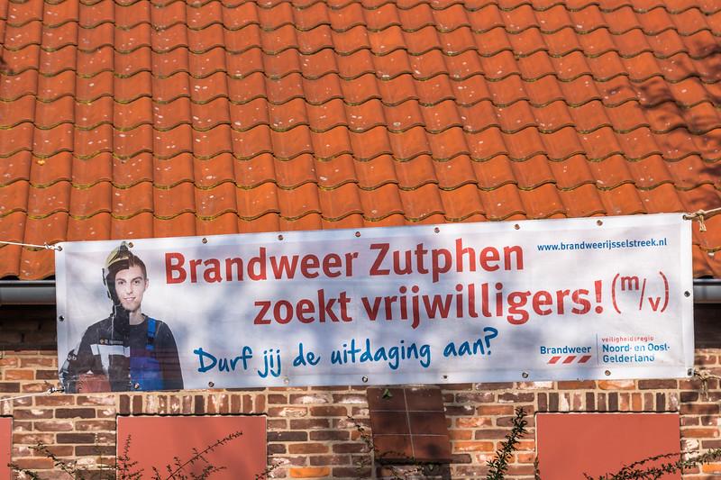 Borden, posters en affiches