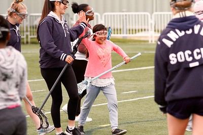 Girls Varsity Lacrosse Hosts Harlem Lacrosse-Boston