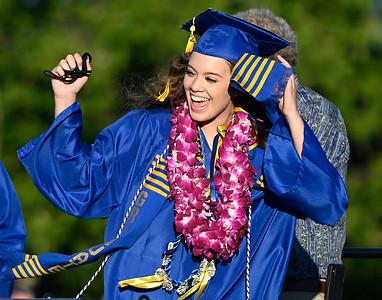 Will C. Wood High School graduation highlights resilience