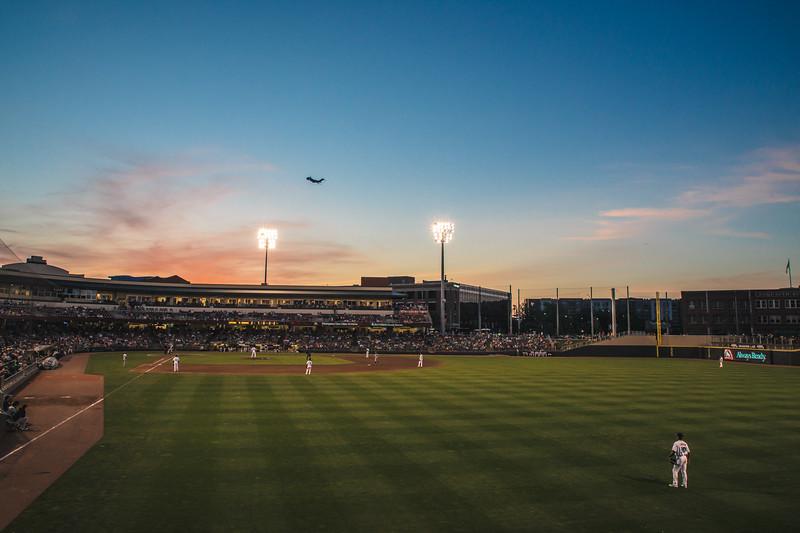 A beautiful night at Fifth Third Field on May 23, 2018. (Dave Wegiel/MiLB.com)