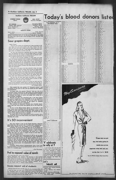 The Trojan, Vol. 35, No. 68, January 05, 1944