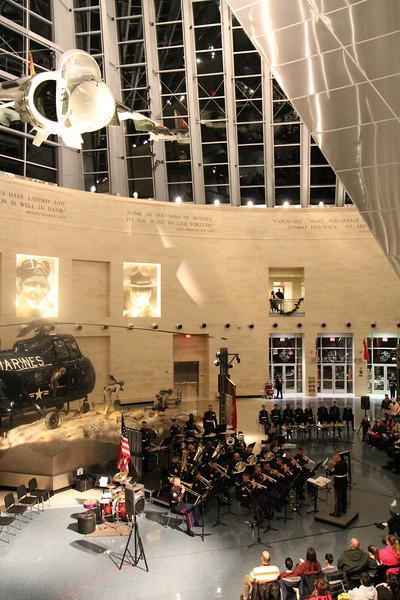 Marine Corps Museum Concert