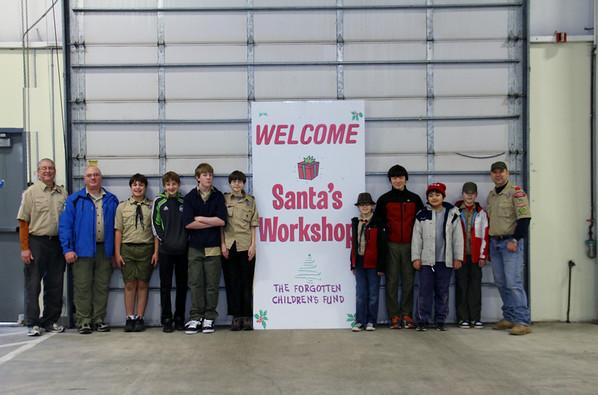 Forgotten Children's Fund December 26 2012