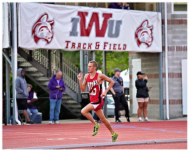 Marion Boys Track & Field Sectional @ IWU  5-16-19