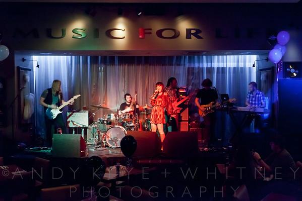 Hard Rock Cafe - 8 Oct 11