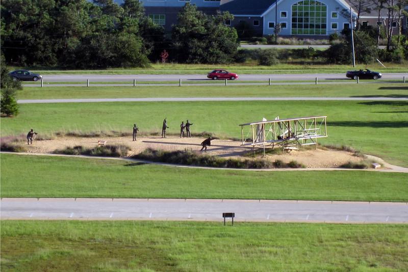 Wright Brothers Memorial © Rachel Rubin 2012