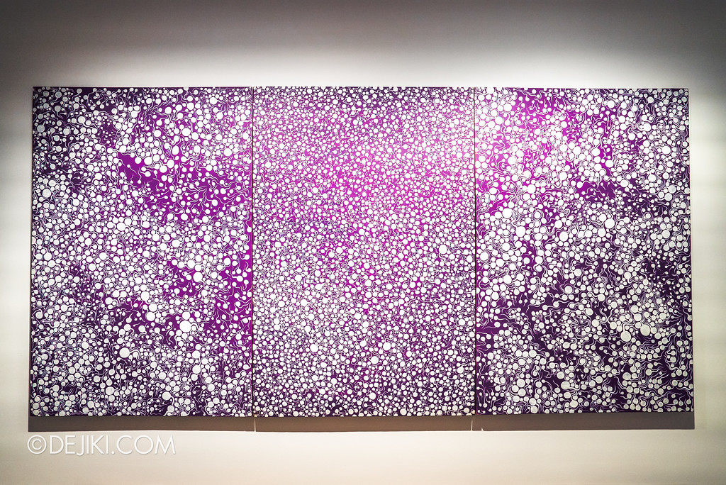 National Gallery Singapore - Yayoi Kusama: Life Is The Heart of A Rainbow / Imagery of human beings