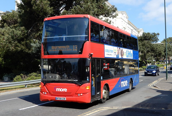 Scania N230UD (integral) - morebus