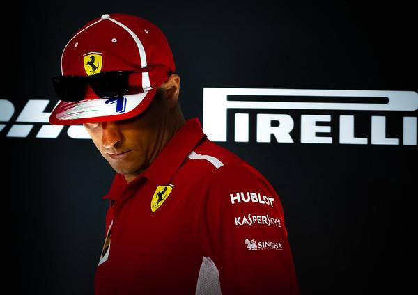 F1, 2018, Italian GP, Monza, Thursday Drivers' Press Conference