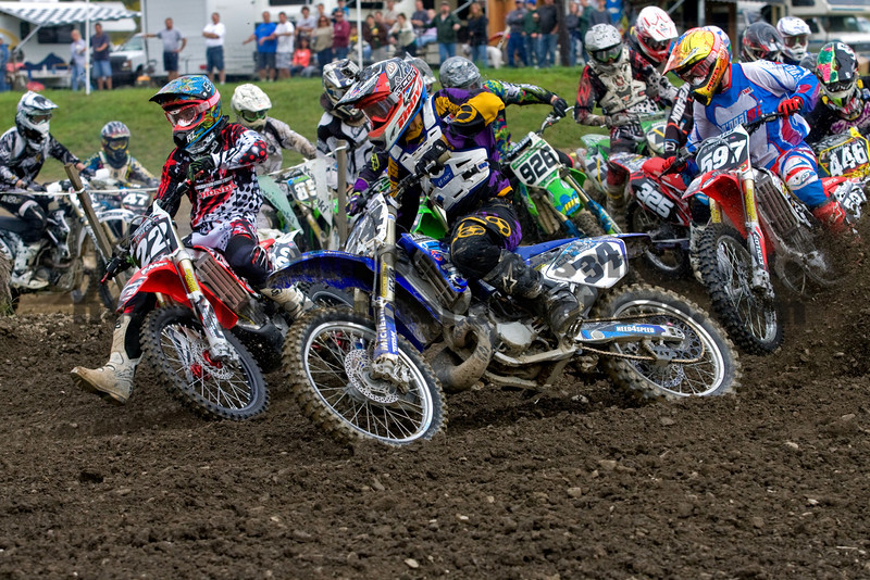 28th Annual New York State Motocross Championships, Day 2 - Broome-Tioga Sports Center 09-19-2010