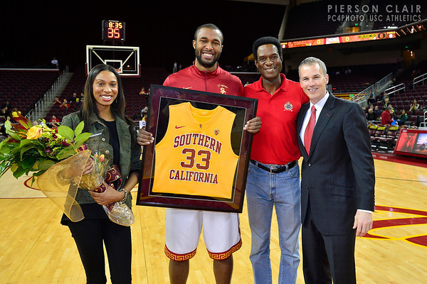 USC Men's Basketball v Oregon 2014