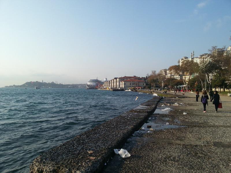 Istanbul sea