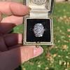1.82ctw Diamond Cluster Ring 10