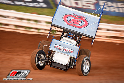 World Of Outlaws @ Williams Grove Speedway - 5/17/19 - Paul Arch