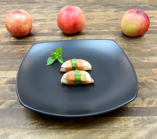 Stone Fruit Faux Sushi