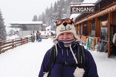 Snow Camp 2011