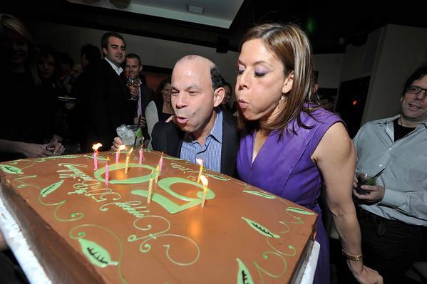 Gina Sanders 50th Birthday party