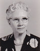 """Naomi Rankin was one of the longest tenured teachers at Whitney School.  As Naomi Mougey, she taught in the old Whitney High School from 1924 to 1927 and was a teacher when the first class (Elmo Brobst) graduated in 1925.  Among her students in 1926 were Mabel Burkitt, Virgil Couch, Eva Cunningham, Calvin Lemmon, and Glen Kendrick.    A generation later, as Naomi Rankin, she again taught in the Whitney  School from 1949 to 1968 for both lower and upper rooms.  She also served as a Principal.  Mrs. Rankin is also pictured below at a 1967 gathering with some of her former students.  <i>(Information from Mabel Kendrick's out-of-print book, """"<u>Still Alive and Well: Whitney, Nebraska</u>"""")</i>"""