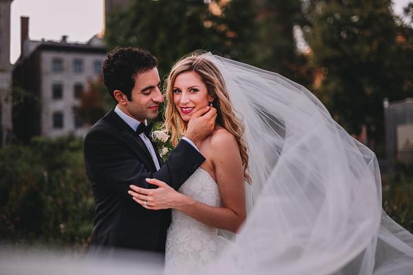 Lauren + Roger
