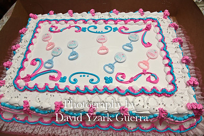 The Baby Shower of David, Carolina,Emeron,and Valentina