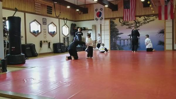 2018V PD Youth Hapkido