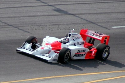 Indy Cars, USAC Sprint Cars, and Silver Crown cars at RIR (6/29/07)