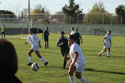 Varsity Soccer vs St. Mary's March 10