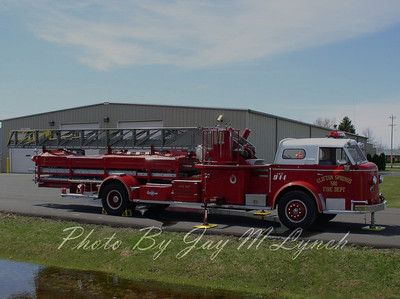 Clifton Springs Fire Department