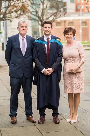 Big Horse's Graduation