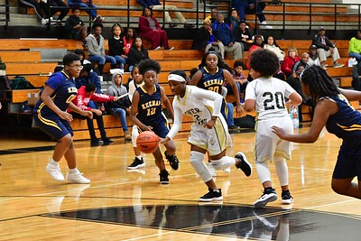 12132018 JV Ladies vs Keenan HS