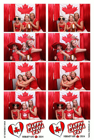 Canada Day 2014 - Pemberton