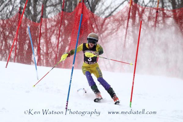 2014-01-10-LWHS-Skiing PM Boys Run