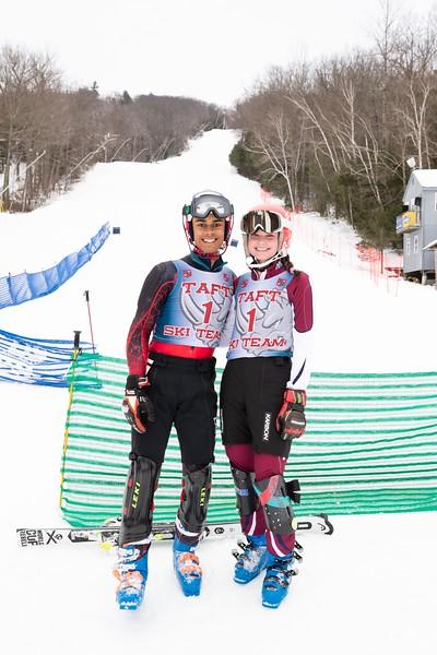 1/23/19: Varsity & JV Skiing